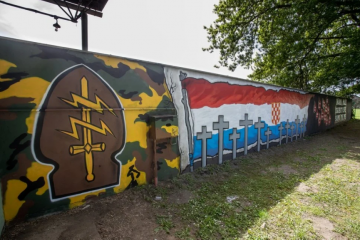 NOVI INCIDENT Načelnik Borova iz SDSS-a protiv murala za ubijene policajce, šef Veleprometa šokiran