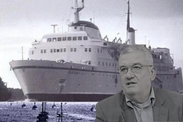 Preminuo kapetan Damir Jovičević, zapovjednik legendarne Slavije koja je probijala blokadu Dubrovnika u Domovinskom ratu