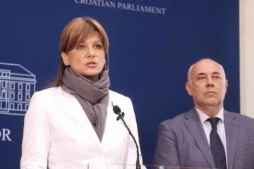 Karolina Vidović Krišto – Ovaj dokument je prelio čašu vodstvu Domovinskog pokreta
