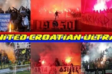 Hrvatske navijačke grupe započinju najveću zajedničku akciju u povijesti ! (Petrinja, Glina, Sisak)