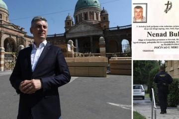 GROBLJE, MITO I SUICID Poduzetnik koji je Patriku Šegoti, po optužbi, dao 670.000 kuna, ubio se prošli tjedan