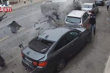 Policija objavila detalje: 67-godišnji vozač osumnjičen za obijesnu vožnju u Dubravi