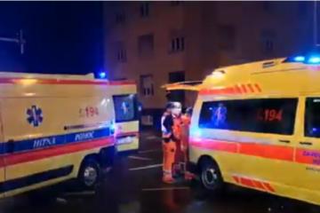 UŽAS NA SVETOM DUHU: Pijani vozač naletio na još pijanijeg pješaka koji je s teškim ozljedama završio u bolnici