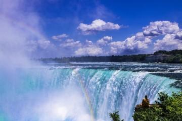 Dan Državnosti obilježava i Kanada - Slapovi Niagare obasjat će u bojama naše zastave