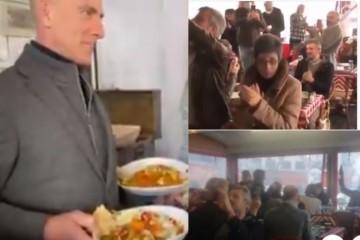 Restoran u Nici otvorio unatoč zabrani, gosti uzvikivali: 'Sloboda, sloboda'