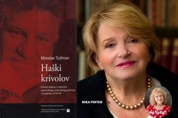 Praljkova odvjetnica: Knjiga M. Tuđmana 'Haški krivolov' pobija mitove o 'podjeli Bosne'