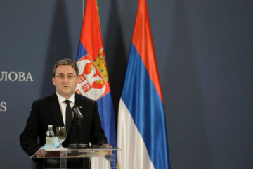 MOŽE LI GLUPLJE? Pazite ministra vanjskih poslova Srbije, prijetnje Hrvatima uspoređuje s ruganjem Vučiću