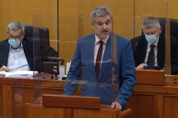 Nino Raspudić: Neka Porfirije objavi sporna pisma