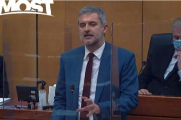 Raspudić: 'Ured pravobraniteljice s 53 zaposlena treba preimenovati u Holding'