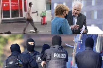 Dok njemačka vlada poziva na jače mjere integracije, sigurnosne službe zabrinute zbog mogućih islamističkih napada