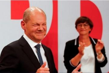 Socijaldemokrati pobijedili konzervativce na izborima u Njemačkoj