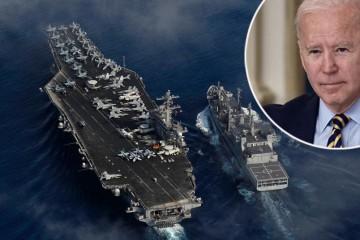 Biden oživljava koaliciju četiri indopacifičke sile, a njhov je jedini cilj - obuzdati Kinu