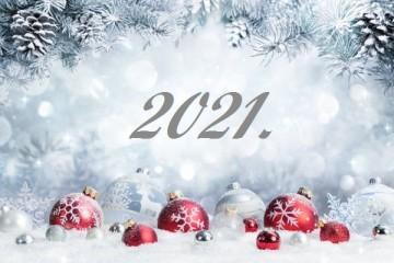 SRETNA VAM NOVA 2021. GODINA