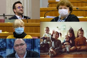 Sukladno Plenkovićevom naputku, HDZ-ovci u Odboru za obitelj protiv povećanja dječjeg doplatka