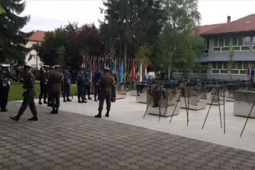 VIDEO Počelo okupljanje u Okučanima povodom 26. obljetnice oslobađanja zapadne Slavonije