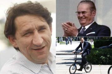 Ivica Šola: Ovo je priča o Tomaševiću, Titu i biciklu