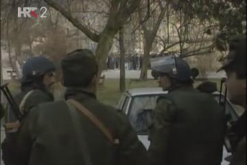 Hrvatska policija u Domovinskom ratu ( 1990. – jesen 1991.)