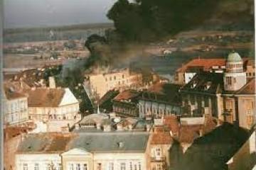 Domovinski rat, kronologija – rujan 1991. godine