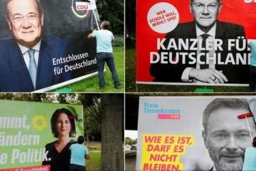 Otvorena birališta u Njemačkoj