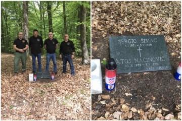 Ajkule se prisjećaju svojih suboraca poginulih u Bljesku: 'Teško nam je kad vidimo današnje podjele u Hrvatskoj'