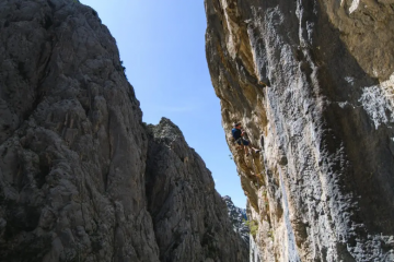 Tragedija u Nacionalnom parku Paklenica: Muškarac (56) pao sa stijene Anića kuka i poginuo