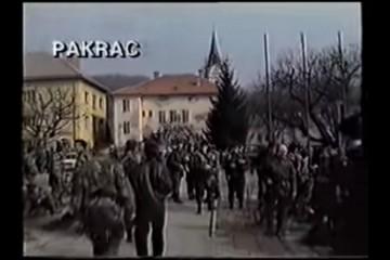 """2. ožujka 1991. Pobuna Srba protiv Hrvatske – """"Pakrac je srpski, predajte oružje i bježite!"""""""