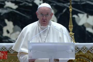 Poruka pape Franje Urbi et orbi – gradu i svijetu