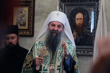 Patrijarh Porfirije: Stepinac nije bio umješan u ustaška zlodjela, a Hrvate ne treba kriviti za Jasenovac
