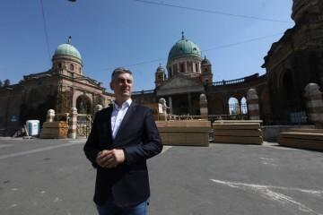 Tko je uhićeni Patrik Šegota, bivši ravnatelj Gradskih groblja?