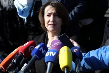 Pavičić Vukičević opovrgnula da se uništavaju dokumenti