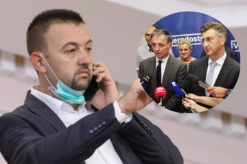 Pavliček o SDSS-ovom načelniku Borova: 'Je li to pomirba koju zagovaraju Plenković i Pupovac?'