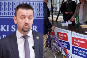 Pavliček: Dopunski izbori bit će festival nejednakosti Hrvata s predstavnicima nacionalnih manjina