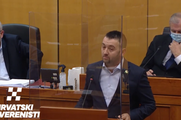 Hrvatski suverenisti – Ne ovakvom zakonu o elektronskim medijima!