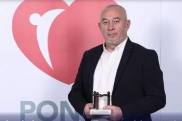 Peđa Mišić – 'Ponos Hrvatske je jedan Srbin'