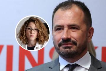 PETERNEL ODGOVORIO RASPUDIĆU: Ti si bez problema savjesti nastupao na javnoj televiziji dok sam se ja borio da Karolina Vidović Krišto ne dobije otkaz!