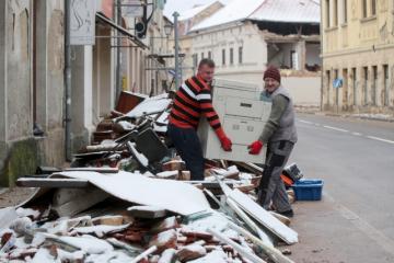 POSLJEDICE POTRESA: Na Banovini prijavljeno gotovo 40 tisuća oštećenih stambenih objekata