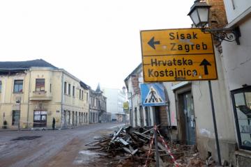 I dalje pristižu donacije; petrinjska HVIRD-a pomaže Odjelu za plućne bolnice, novčana pomoć građanima stigla iz Češke