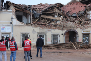 Stigla prva procjena štete od potresa za Sisačko-moslavačku županiju! U pitanju su milijarde…