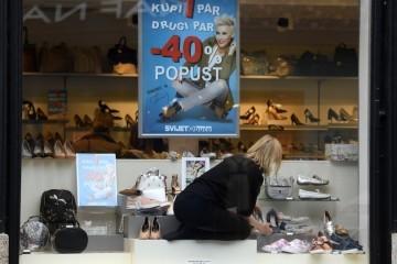 Nelogičnosti 'lockdowna' u Primorsko-goranskoj županiji: Plahte i jastučnice idu dalje, a cipele čekaju bolja vremena!