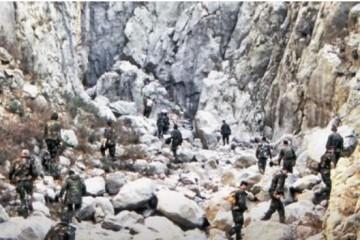 24. studenog 1991. Planinska satnija Velebit