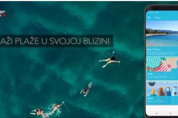 Mobitelom traže - kako do najbliže plaže?