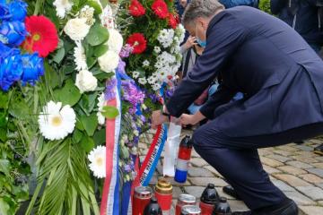"""Plenković povodom 99. obljetnice rođenja Franje Tuđmana: """"I danas se HDZ temelji domoljublju, državotvornosti, narodnjaštvu i demokršćanstvu"""""""