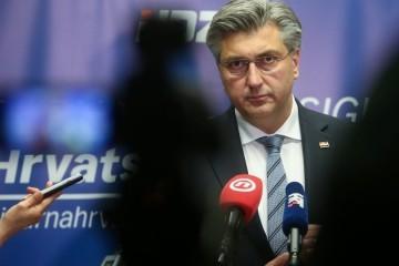 Plenković potvrdio: Za sada nema obustave cijepljenja AstraZenecom u Hrvatskoj