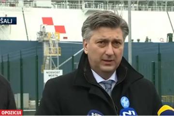 Plenković: Neću to zaboraviti. Dok se naš zastupnik Tuđman bori za život, idu rušiti kvorum