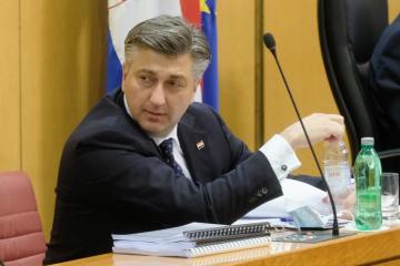 'FAJT' U SABORU Raspudića zanimalo što radi Marija Pejčinović Burić, 'grobar hrvatskoga naroda', Plenković mu oštro uzvratio