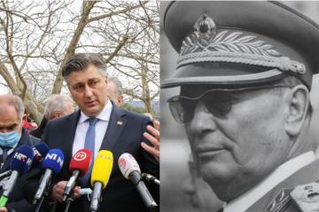 Plenković: Bjesnoća je opasna zarazna bolest, ne znam koji to kamenčić u cipeli žulja Milanovića