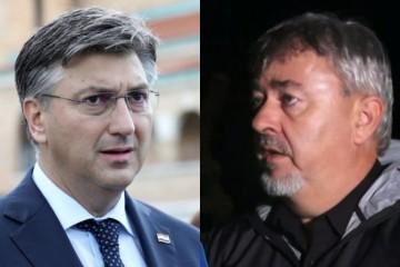 Plenković napada DORH i tvrdi da je napadač na Vladu imao pomagača: Krivi člana predsjedništva DP-a