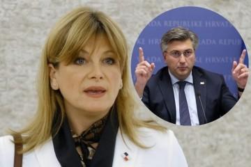 Vidović Krišto upozorava: 'Koalicija HDZ-a i SDSS-a zapošljava svoje podobnike na savjetnička mjesta'