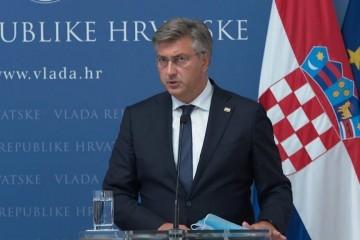 Plenković: Odluke o generalima nakon što Ministarstvo pravosuđa sve analizira