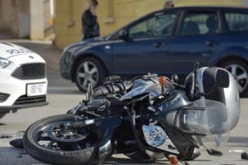 CRNA SUBOTA: U teškoj nesreći kod Sinja jedna je osoba izgubila život